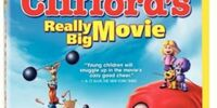 Clifford's Really Big Movie (VHS)