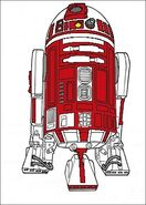 Astromech custom R3-TZ