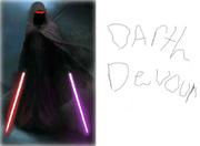 Dream of darth devour