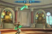 Luke vs Yoda 2