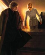Skywalker and Daala