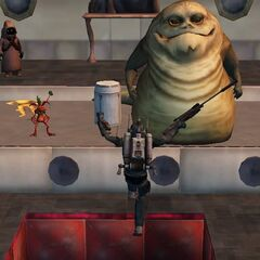 Malek in betrayed by Jabba the Hutt