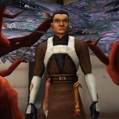 Alternate Jedi one