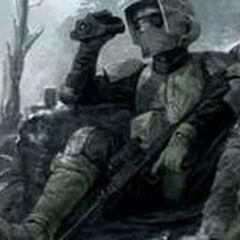Ridge's Sniper Gear