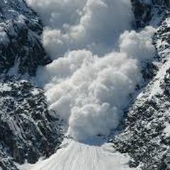The tremendous avalanche