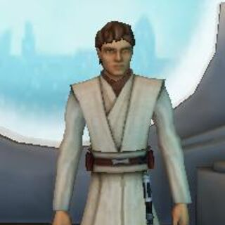 <b>Jedi Padawan Robes</b>: The robes Jacius wore as a padawan. These were comfortable and lightweight, great for combat and acrobatics.