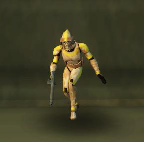 Lieutenant Correx