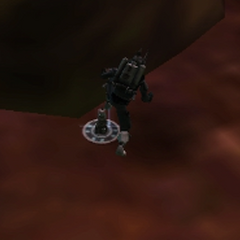 A'den is given the task of repairing Republic scanners