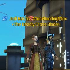 Commander Shox & Arius Bloodnight