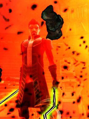 Ren in the Fire