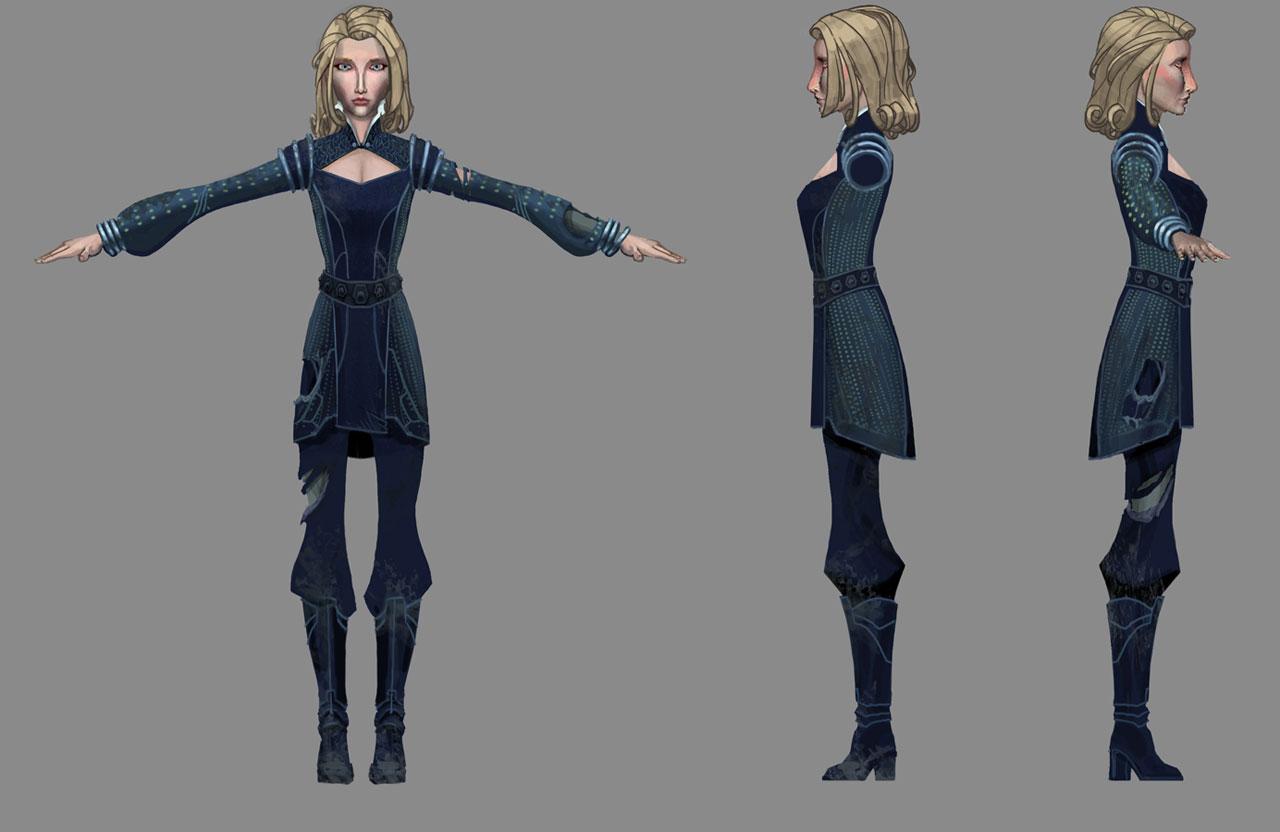 Image - Satine concept art.jpg | CWA Character Wiki ...