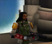 Commander Shox Character 65