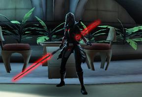 Mon Sith Gear