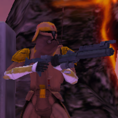 Flamethrower Trooper