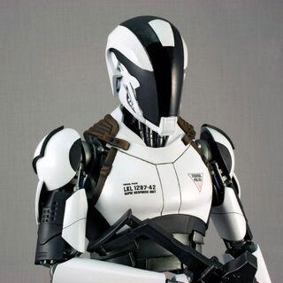 mercenaires droid
