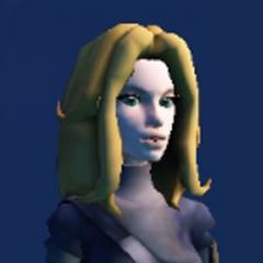 Alexzandria Grayson, Grayson Galactic Public Relations Director (24 BBY)