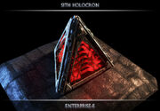 Sith Holocron by Enterprise E