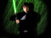 Luke skywalker training