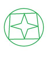 Super awesome delta emblem