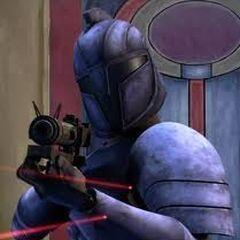 Brandon Starstrider, a clone & a Jedi Knight