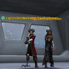 Commander Shox & BestMarksman Davefrederson