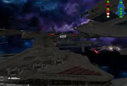 BattleOverCoruscant