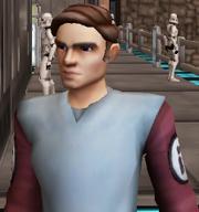 Luke at Ryloth Command morning