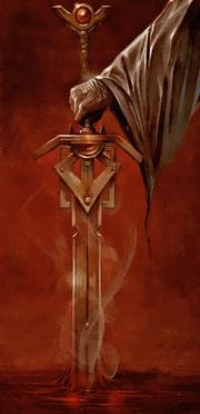 Sith sword