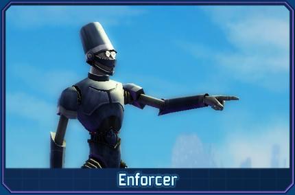 Cwenforcer