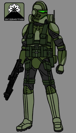 10th mountain division clone trooper redesign by pd black dragon-d7lkn73