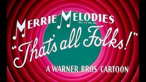 Merrie Melodies Intros y cierres (2 2) (1950-1969) En español