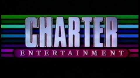 Charter Entertainment VHS
