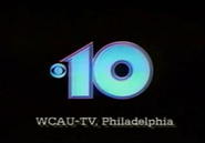 WCAU-TV's Channel 10 Video ID From Late 1984