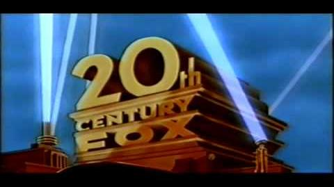 20th Century Fox Logo (1981-1994)