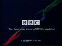BBC VIDEO CLOSING IDENT LATE 1997