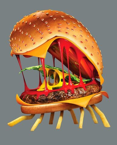File:Cloudy With A Chance Of Meatballs 2. Foodimals. Cheespider..jpg