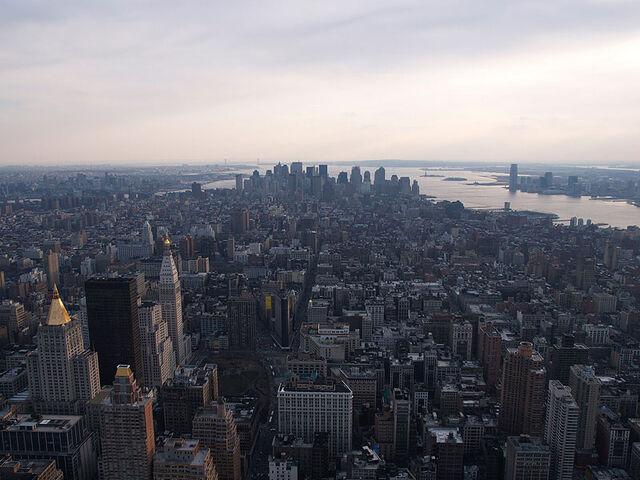 File:Manhattan Downtown from Midtown.jpg