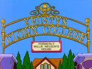 Krusty's Clown College