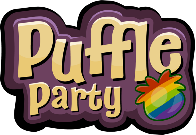 File:Puffle Party 2013 Logo.png