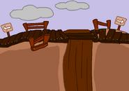 Moose Mud Watterfall