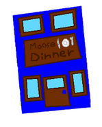 Moose Dinner Exterior New