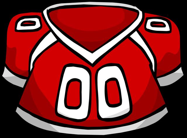 File:RedFootballJersey.png