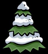 Snowy Tree sprite 002