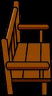 Wood Bench sprite 007