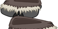 Woodland Reindeer Hooves