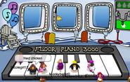 Cp floor piano 3000