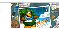 List of Penguin Mail cards