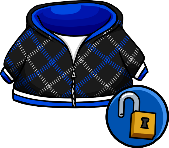 File:Blue Crosshatch Hoodie Icon 14052.png