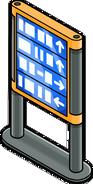 Airport Departures Board sprite 002