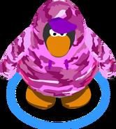 Pink Hip Hop Hoodie In-Game